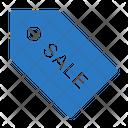Sale Tag Label Icon