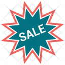 Sale Shopping Disscount Icon