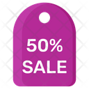 Sale Discount Tag Offer Icon