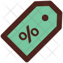 Sale Tag Offer Label Discount Tag Icon