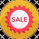 Sale Tag Sale Discount Icon