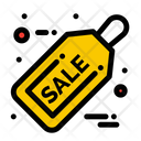 Black Friday Christmas Discount Icon