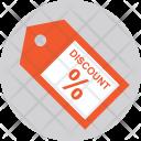Retail Price Tag Icon