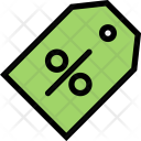 Sale Tag Store Icon