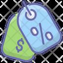 Sale Tags Discount Tags Sale Emblem Icon