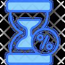 Sale Time Sale Discount Icon