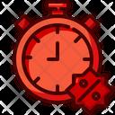 Sale Time Flash Sale Promotion Icon