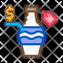 Sale Vase Icon
