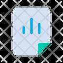 Sales Document File Icon
