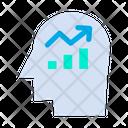 Sales Mind Head Icon