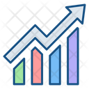 Analytics Sales Stats Icon