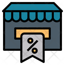 Sales Closeout Selling Icon
