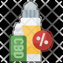 Sales Vaping Vape Icon