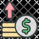 Sales Improvement Graph Icon