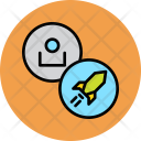 Sales User Account Icon