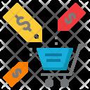 Sales Shopping Shop Icon
