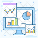 Sales Analytics Data Analytics Business Analytics Icon