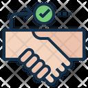 Sales Deal Icon
