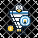 Sales Funnel Strategist Icon
