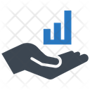 Graph Growth Sales Icon