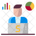 Sales Data Analysis Icon