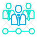 Business Businessmen Group Icon
