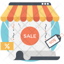 Sales promotion Icon