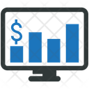 Sales Report Data Icon