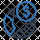 Sales Report Analytics Icon
