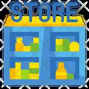 Sales Store Icon