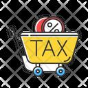 Sale Tax Id Icon