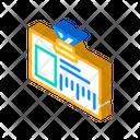 Seller Badge Isometric Icon