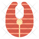 Salmon Meat Meal Icon