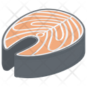 Salmon Seafood Salmon Fish Icon