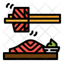 Salmon Fish Food Icon