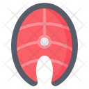 Salmon Tuna Fish Icon