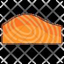 Salmon Fish Food Icon