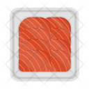 Food Meal Salmon Icon