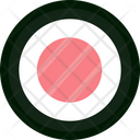 Salmon Roll Food Icon