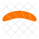 Rice Salmon Sushi Icon