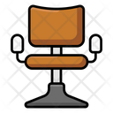 Salon Chair Icon