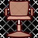 Salon Chair Icon