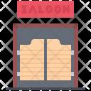Saloon Icon