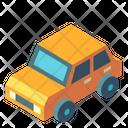 Saloon Car Car Icon
