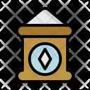 Salt Seasoning Cooking Icon