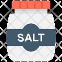 Salt Jar Container Icon