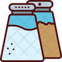 Salt Shaker Dressing Icon