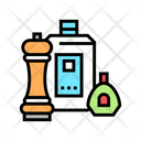 Spice Pepper Salt Icon