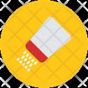 Salt Cellar Shaker Icon