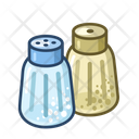 Salt Pepper Food Meal Icon